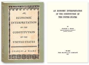 An Economic Interpretation of the Constitution of the United States (1913), Charles Austin Beard